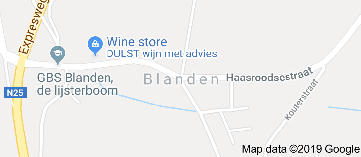 Taxi Blanden