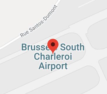 luchthaven Charleroi